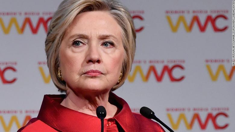 CNN Op Ed: Please, Hillary, don't do it