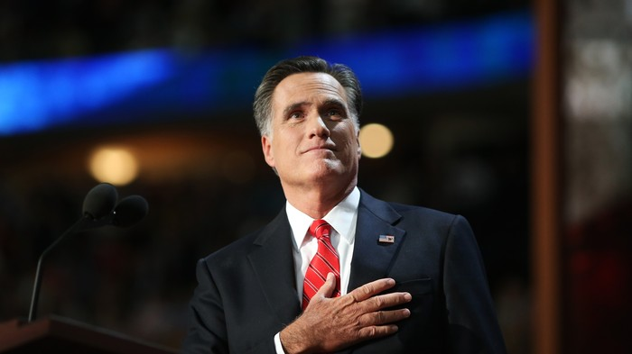 Vice: Mitt Romney Might Become Trump's Next Great Nemesis