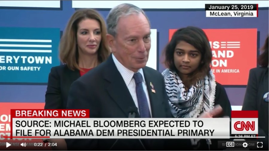 CNN OP ED: Michael Bloomberg is the antidote to Donald Trump