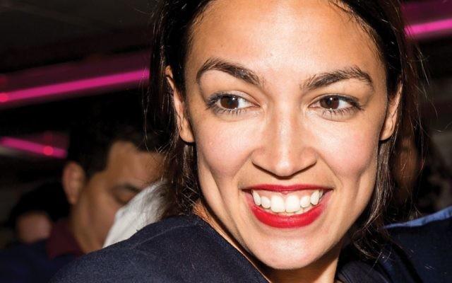 Jewish Week: Ocasio-Cortez Newest Test For Centrist Democrats