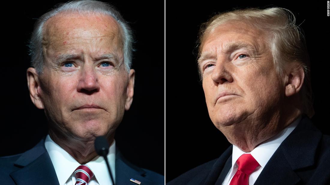 CNN Op Ed: The key area where Trump is trouncing Biden