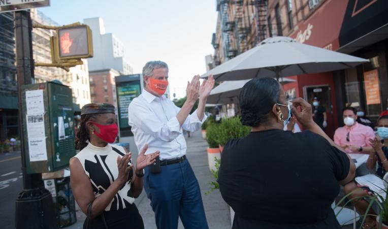 City & State New York:  Poll: 1 in 10 political insiders approve of de Blasio