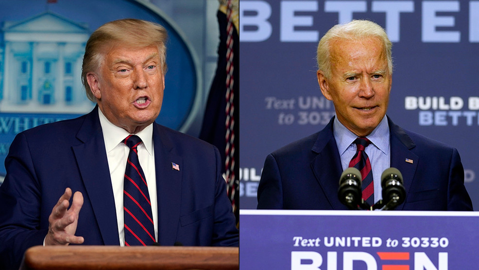Trump aims to challenge Biden on son's emails, corruption claims at final debate