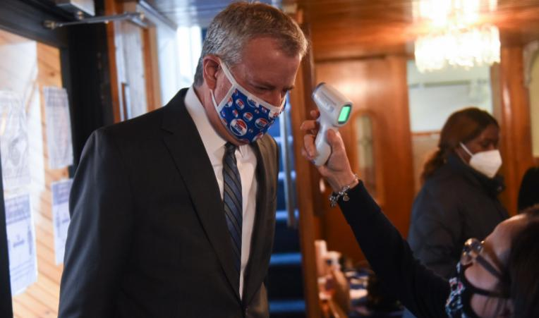 City & State/Honan Strategy Group Poll: Insiders unimpressed with de Blasio's pandemic response
