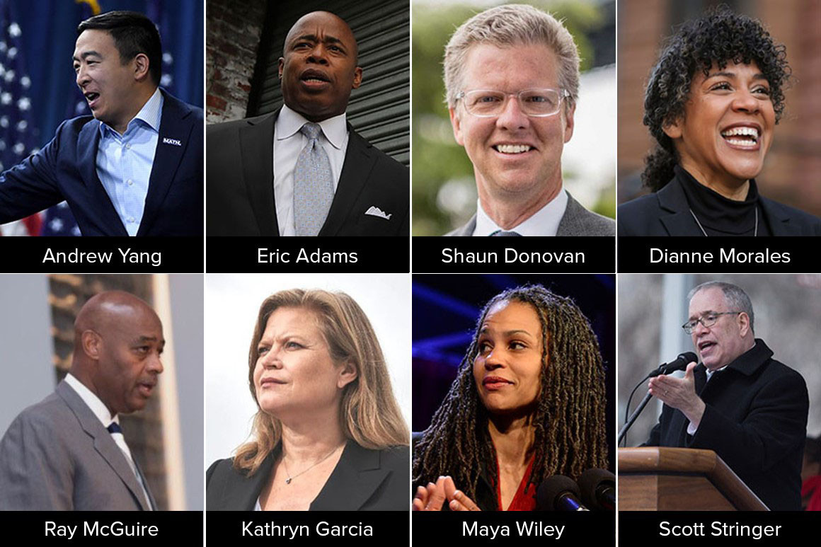 The race for City Hall