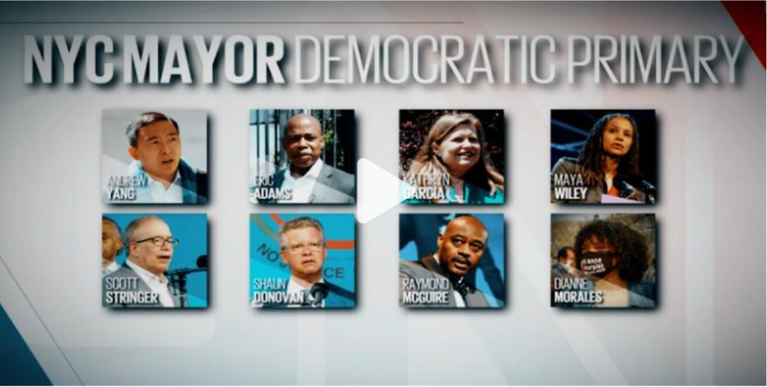 CNN Op Ed: Why Democrats should be paying closer attention to NYC's mayoral race