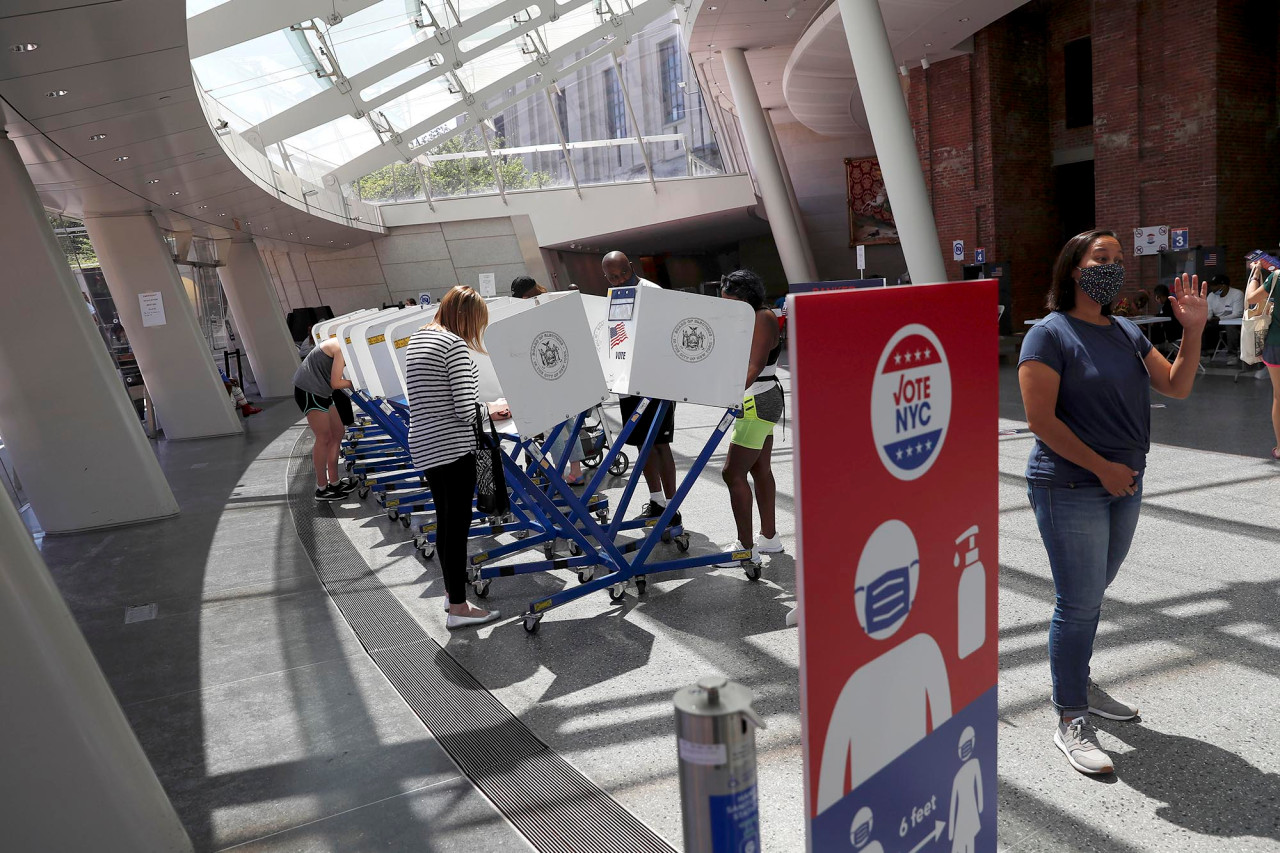 NY Post: Turnout has been low during early voting in NYC mayoral primary races